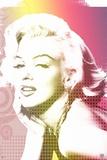 Marilyn Monroe - Rainbow Poster