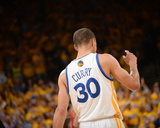 2014 NBA Playoffs Game 6: May 1, Los Angeles Clippers vs Golden State Warriors - Stephen Curry Photo by Noah Graham