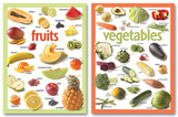 Basic Fruits & Veg Poster Set - 2 Prints