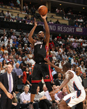 2014 NBA Playoffs Game 4: Apr 28, Miami Heat vs Charlotte Bobcats - Chris Bosh Photo by Kent Smith