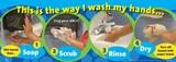 Handwashing Poster ABC Posters