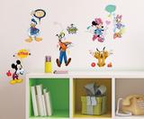 Topolino e amici - Divertimento animato (sticker murale) Decalcomania da muro