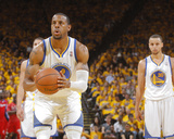 2014 NBA Playoffs Game 6: May 1, Los Angeles Clippers vs Golden State Warriors - Andre Iguodala Photo av Rocky Widner
