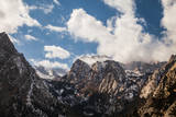 Clouds Above Mount Whitney Photographic Print by Ben Horton