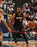 2014 NBA Playoffs Game 4: Apr 28, Miami Heat vs Charlotte Bobcats - Dwyane Wade Photo by Kent Smith