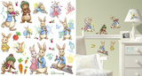 Peter Rabbit Peel and Stick Wall Decals Wall Decal