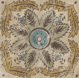 Batik Square IV Giclee Print by Chariklia Zarris