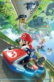 Mario Kart 8 Kunstdrucke