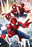 Amazing Spiderman 2 - Collage Poster