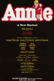 Annie Broadway Poster Prints