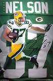 Green Bay Packers - J Nelson 14 Plakater