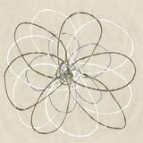 Atomic Flower II Poster by Renee W. Stramel