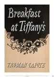 Tiffanys by Truman Capote - Reprodüksiyon