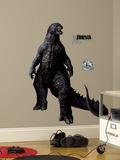 Godzilla Peel and Stick Giant Wall Decals Wall Decal