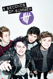 5 Seconds of Summer - Single Cover Posters