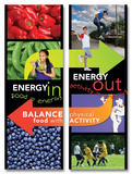 Energy In/Energy Out Poster Set Prints