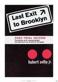 Last Exit by Hubert Selby Jr. - Poster