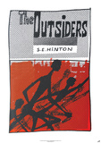 The Outsiders by S.E. Hinton Posters