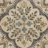 Batik Square IX Giclee Print by Chariklia Zarris