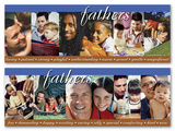 Fathers Poster (set of 2) Plakat
