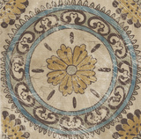 Batik Square VIII Giclee Print by Chariklia Zarris