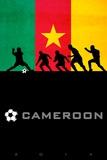 Brazil 2014 - Cameroon Prints