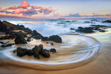 Serenity Photographic Print by Dennis Frates