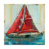 Red Sails Plakater av Melissa Lyons