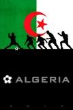 Brazil 2014 - Algeria Prints