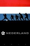 Brazil 2014 - Netherlands Prints