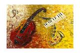 Concertino Giclee Print