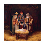 Wise Men Still Seek Him Art by Mark Missman