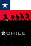 Brazil 2014 - Chile Posters