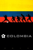 Brazil 2014 - Colombia Posters