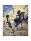 Treasure Island, 1911 Posters by N.C. Wyeth