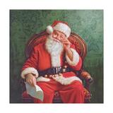 Dear Santa Plakat autor Mark Missman