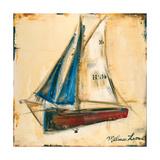 Sail Away Kunst av Melissa Lyons