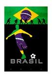 Brasil 2014 Pôsters