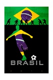 Brazil 2014 Posters