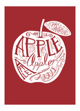 Apple Posters by  Monorail Studio