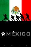 Brazil 2014 - Mexico Prints