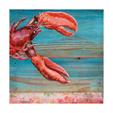Lobster Blissque Prints by Danny Phillips
