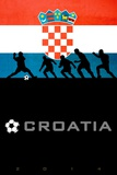 Brazil 2014 - Croatia Prints
