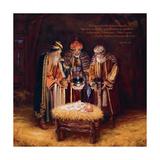 Wise Men Still See Him - Espanol Reprodukcje autor Mark Missman