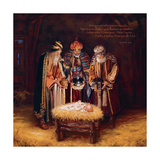Wise Men Still See Him - Espanol Prints by Mark Missman
