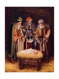 Wise Men Still Seek Him - Gifts Plakat autor Mark Missman