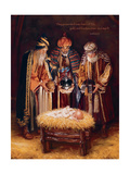 Wise Men Still Seek Him - Gifts Poster by Mark Missman