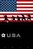 Brazil 2014 - USA Art