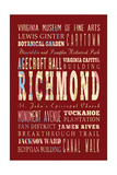 Richmond IV Giclee Print by Helen Chen