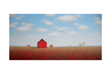 Long Poppy Farm Prints by Sharon France